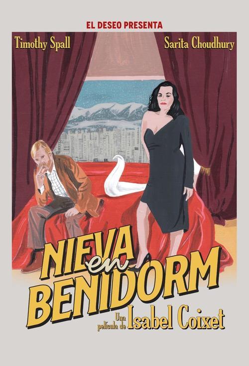 It Snows In Benidorm Movie Poster