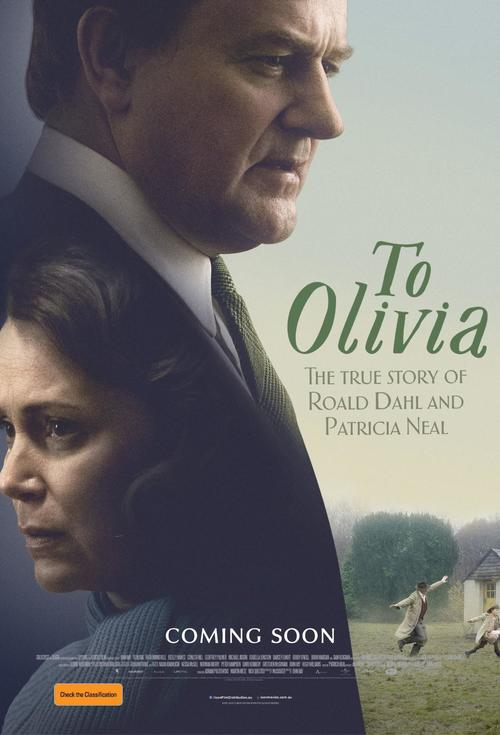 To Olivia Movie Poster